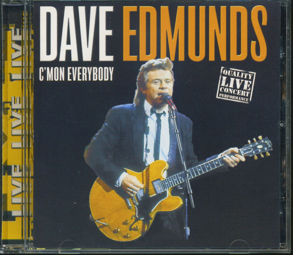C'mon Everybody (CD)