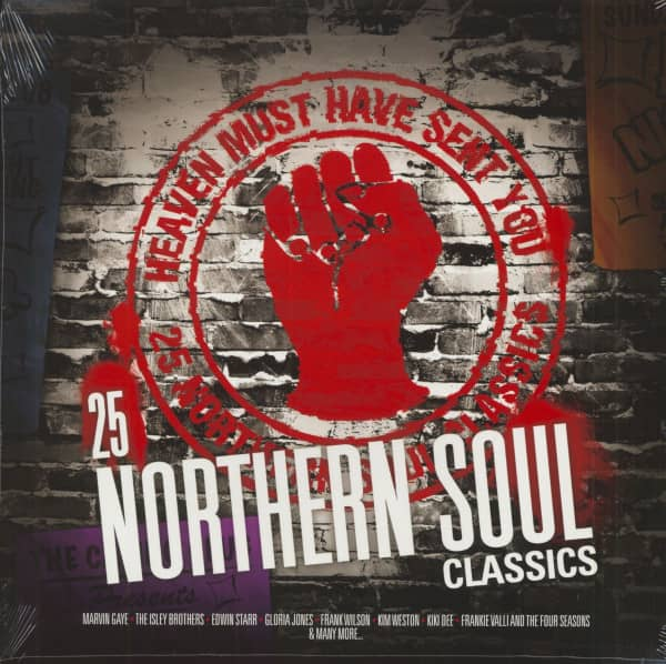 Heaven Must Have Sent You - 25 Northern Soul Classics (2-LP & Download)