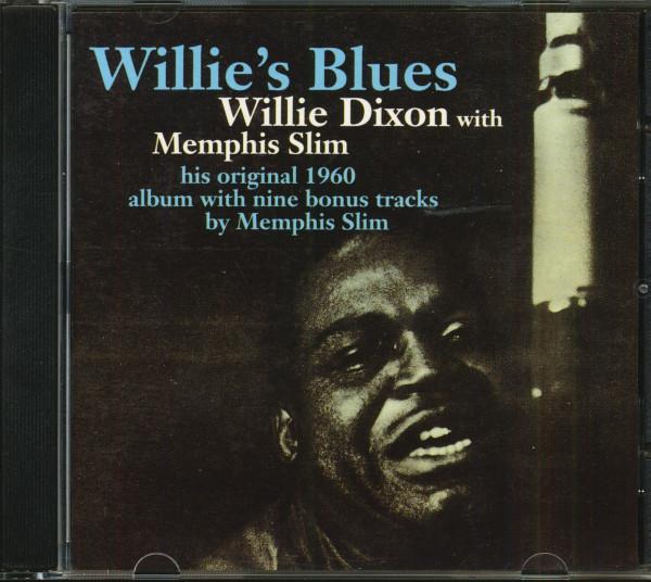 Willie Dixon with Memphis Slim - Willie's Blues (CD)
