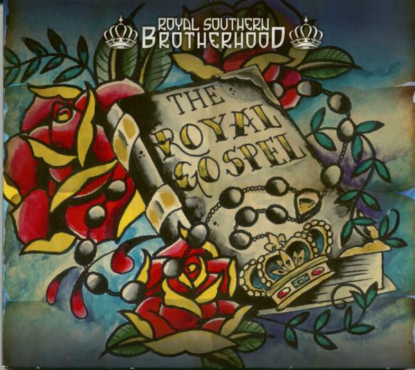 The Royal Gospel (CD)