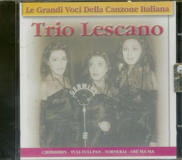 Le Grandi Voci Della Canzone Italiana (CD)