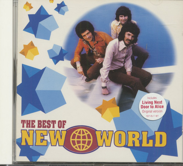 The Best Of New World (CD)