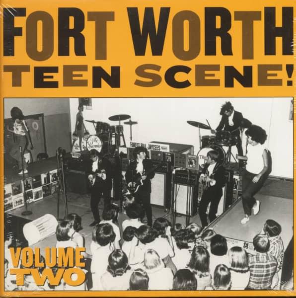 Fort Worth Teen Scene Vol.2 (LP)