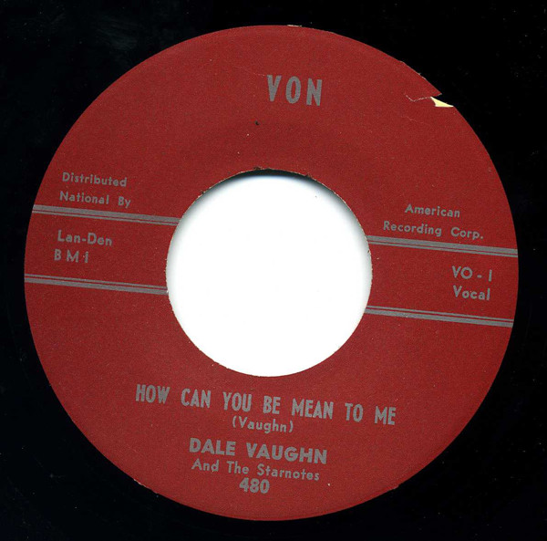 High Steppin' - How Can You Be Mean To Me (7inch, 45rpm)