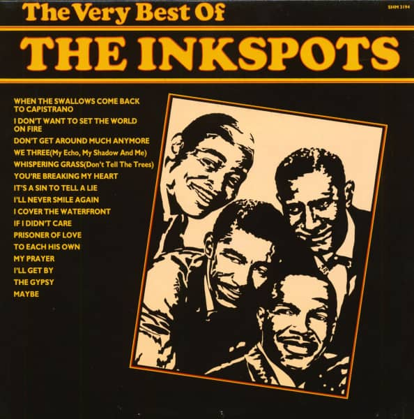 The Very Best Of The Ink Spots (LP)