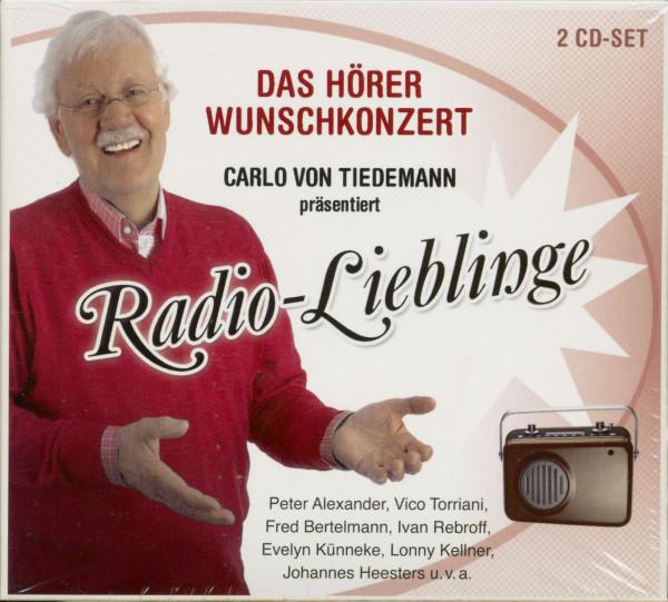 Radio Lieblinge - Das Hörer Wunschkonzert (2-CD)