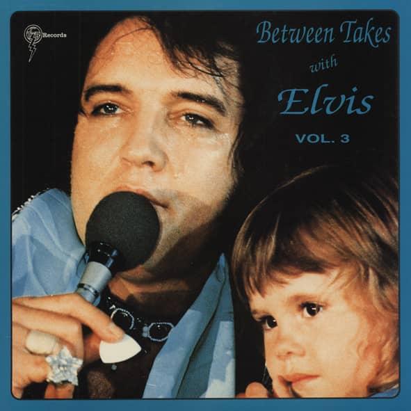 Between Takes With Elvis Vol.3 (LP)