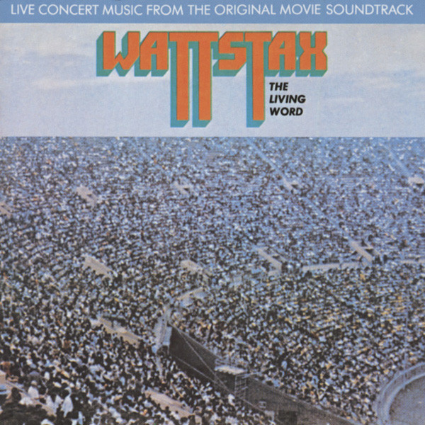 Wattstax (2-CD) Movie Soundtrack