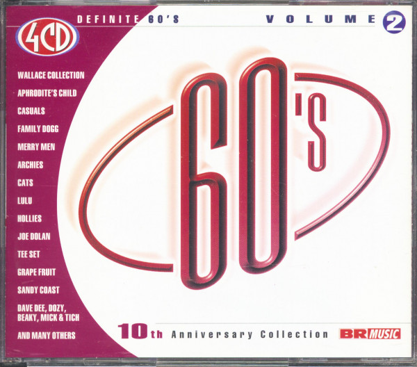 60's Collection Vol.2 (4-CD)