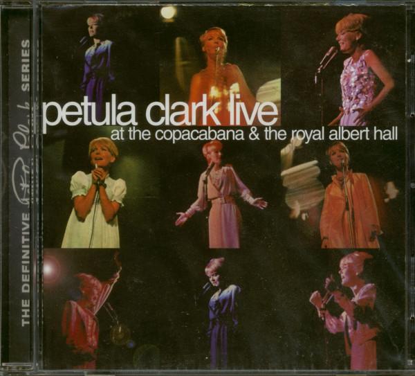 Live At The Copacabana & The Royal Albert Hall (CD)