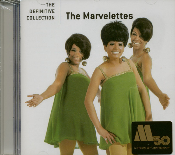 The Definitive Collection (CD Album)