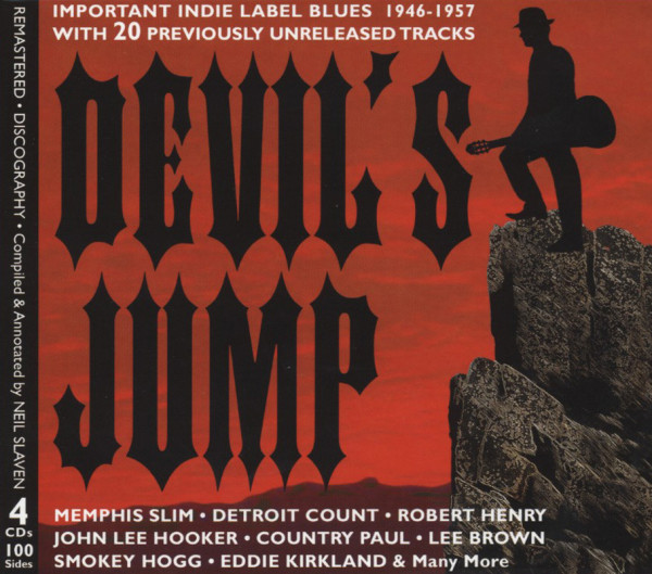 Devil's Jump (4-CD)