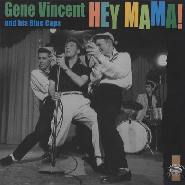 Hey Mama ! - 10'LP
