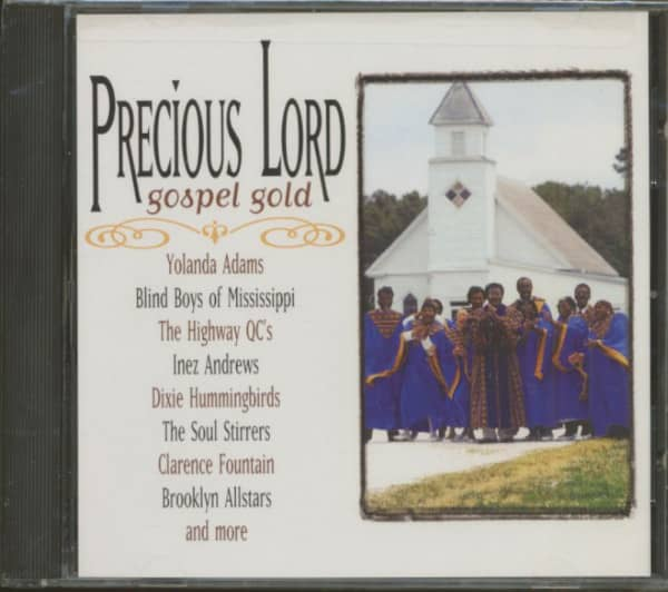 Precious Lord - Gospel Gold (CD)