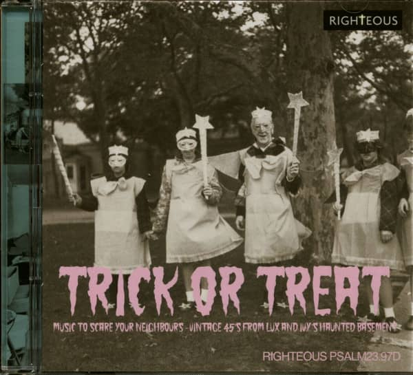 Trick Or Treat - Music To Scare Your Neighbours (2-CD)