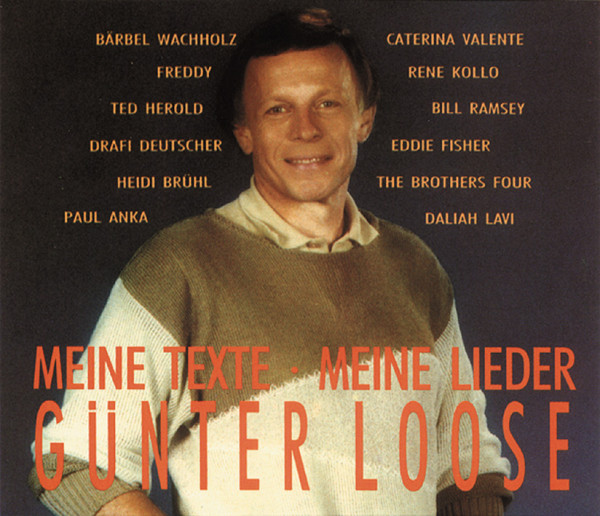 Günter Loose - Meine Texte-Meine Lieder (3-CD)