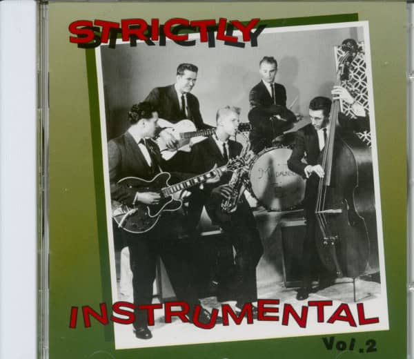 Vol.02, Strictly Instrumental