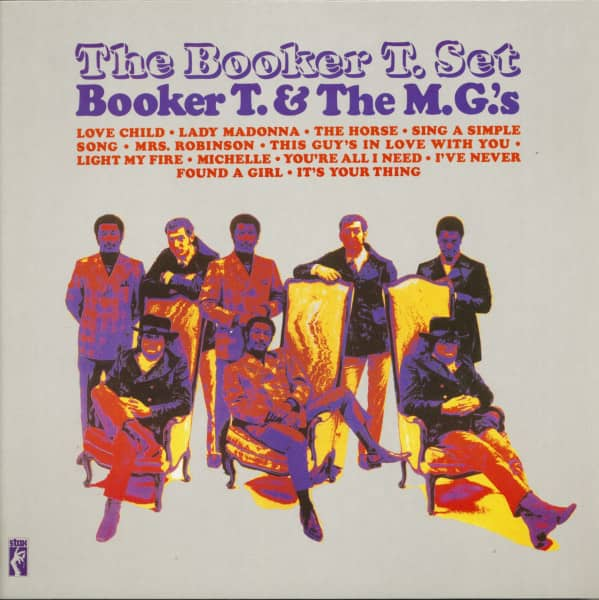 The Booker T. Set (LP)