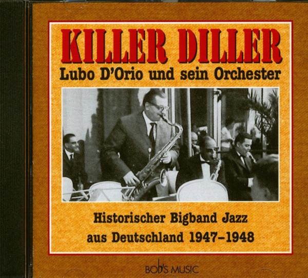 Killer Diller (CD)