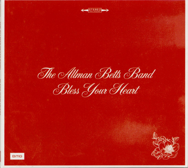 Bless Your Heart (CD)