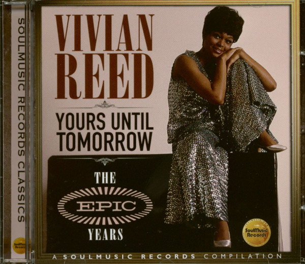 Yours Until Tomorrow - The Epic Years (CD)