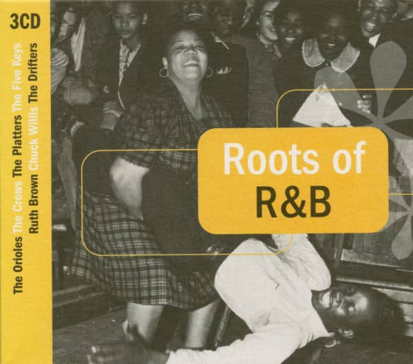 Roots Of R&B (3-CD)