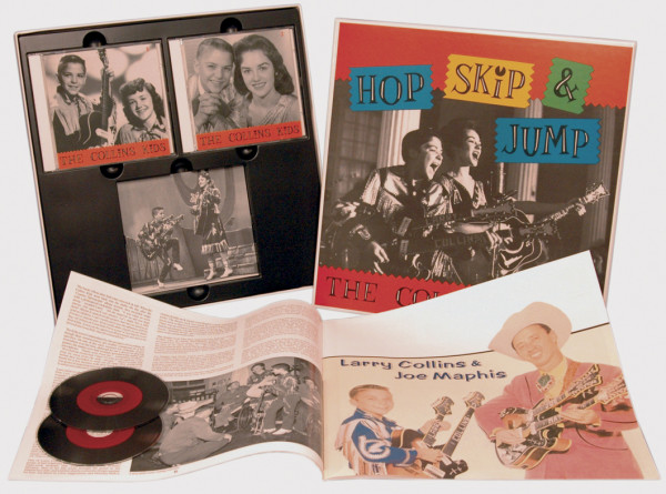 Hop, Skip & Jump (2-CD Deluxe Box Set)