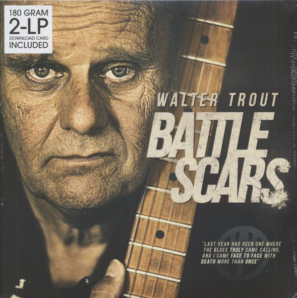 Battle Scars (180g, 2-LP,)