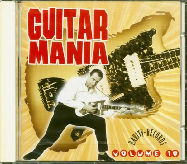 Guitar Mania Vol.10 (CD)