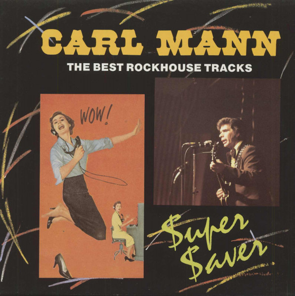 Best Rockhouse Tracks 1978-81 (LP)