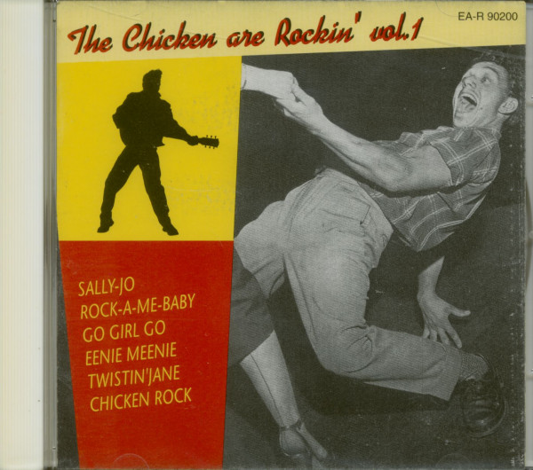 The Chicken Are Rockin' Vol.1