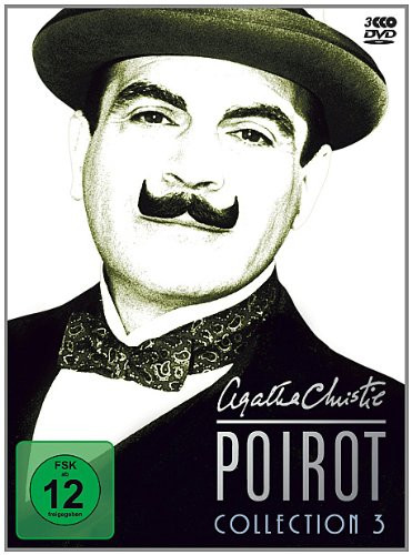 Hercule Poirot Vol.3 (3-DVD)
