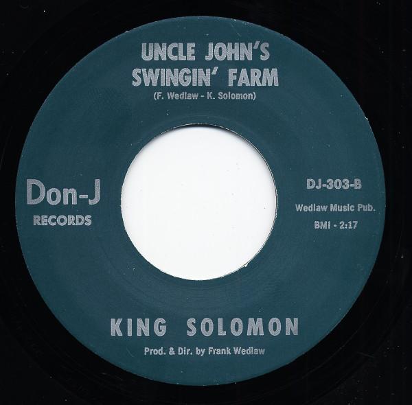 Oh, Baby - Uncle John's Swingin' Farm