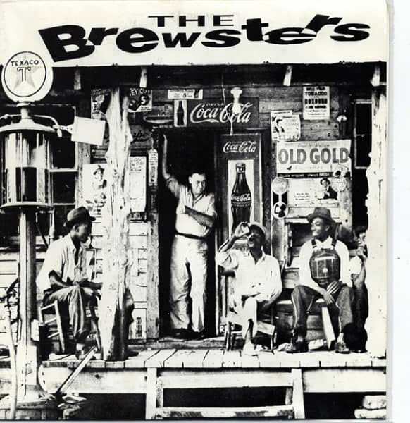 The Brewsters 7inch, 45rpm, EP