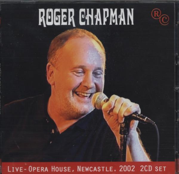 Live - Opera House, Newcastle, 2002 (2-CD)