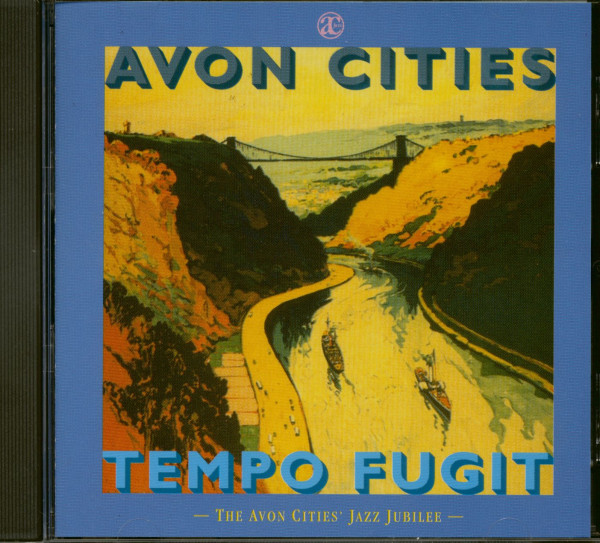 Tempo Fugit - The Avon Cities Jazz Jubilee (CD)