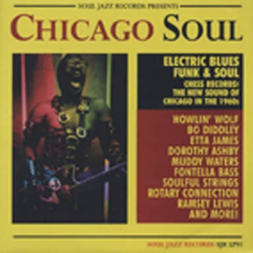 Chicago Soul (2-LP)