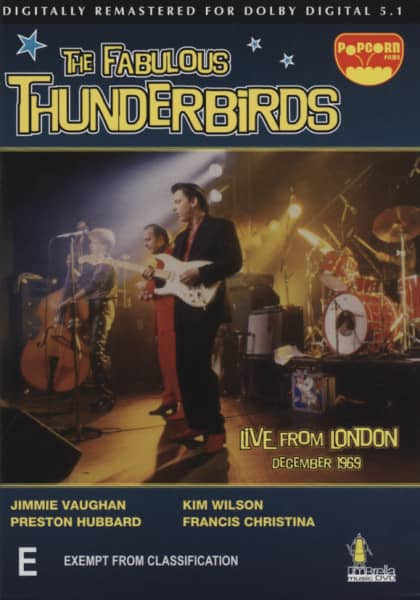 Live From London 1985