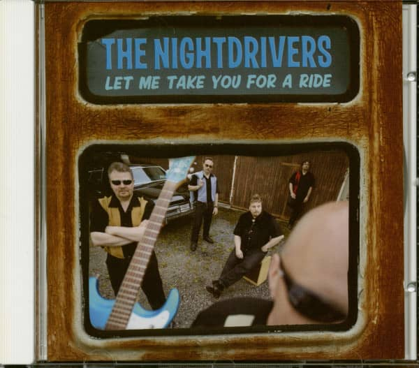 Let Me Take You For A Ride (CD)