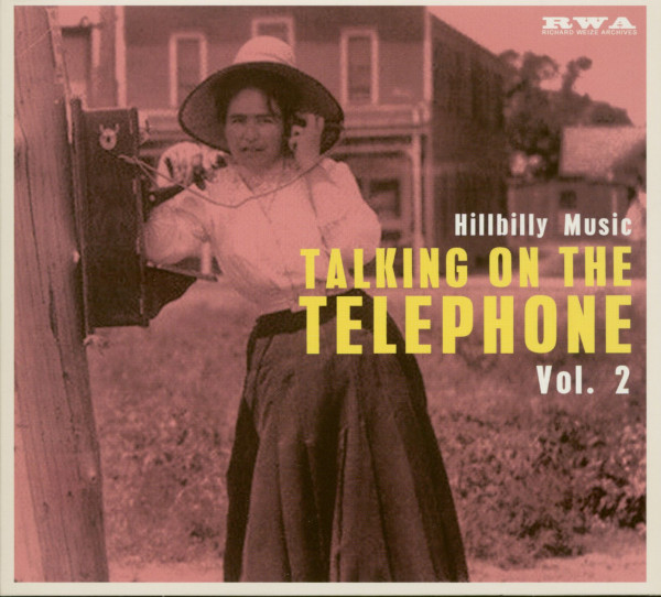 Talking On The Telephone Vol.2 - Hillbilly Music (CD)