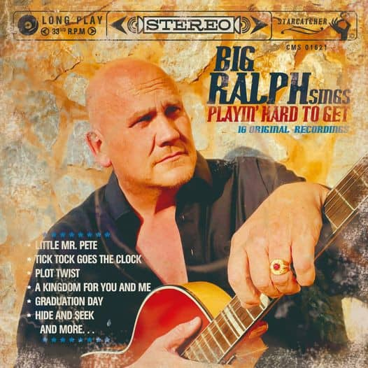 Big Ralph Sings Playing' Hard To Get (LP, 180g Vinyl &ampamp; CD, Ltd.)