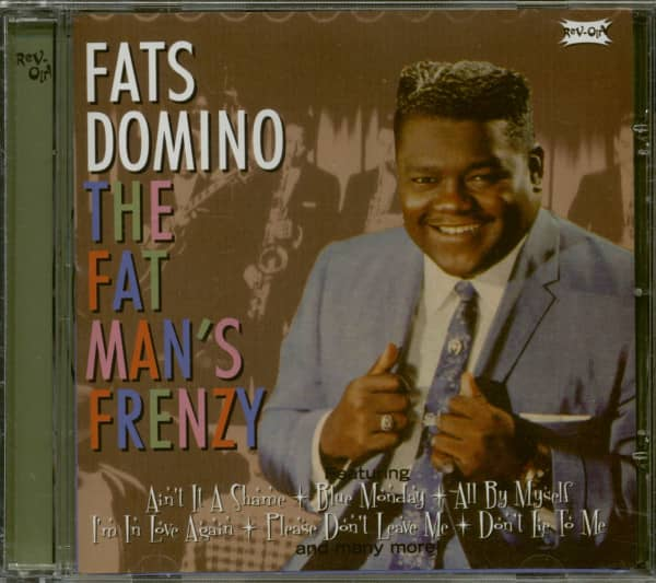 The Fat Man's Frenzy (CD)