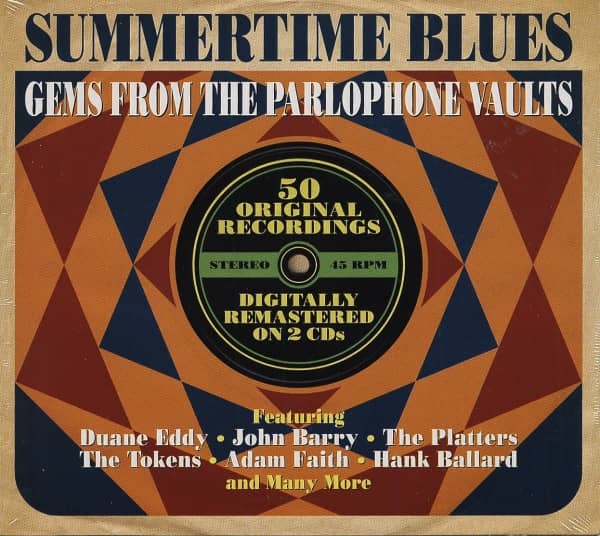 Summertime Blues - Gems From The Parlophone Vaults (2-CD)