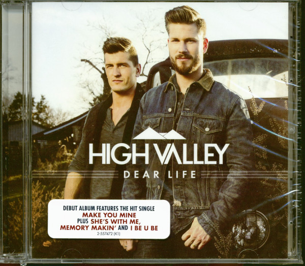 Dear Life (CD)