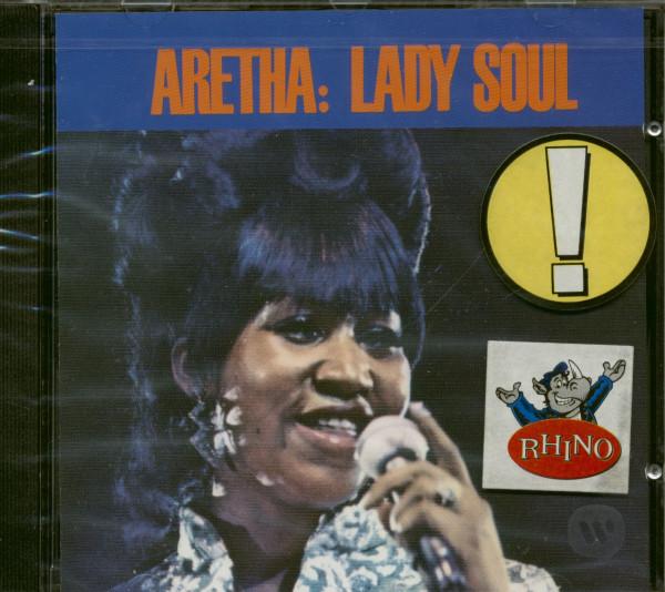 Lady Soul (CD)