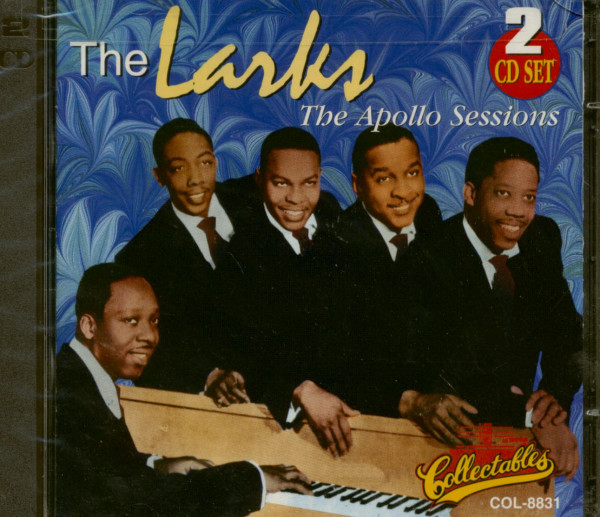 Apollo Sessions (2-CD)