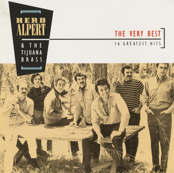 The Very Best - 16 Greatest Hits (LP)