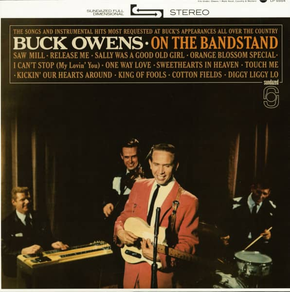 On The Bandstand (LP)