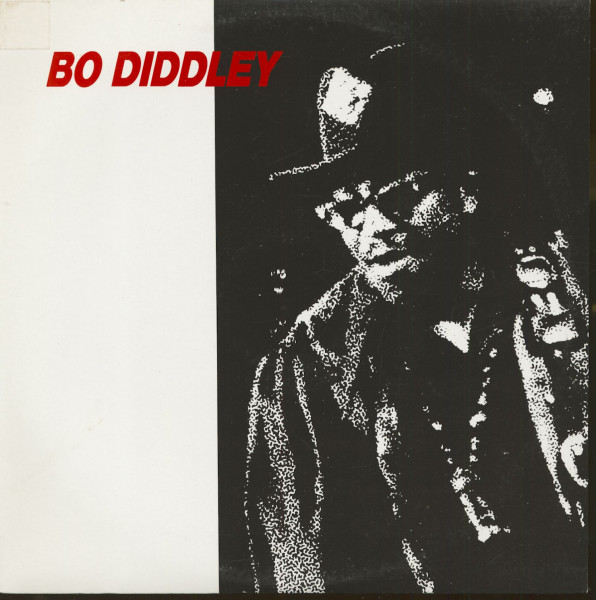 Bo Diddley (Maxi, 12inch, 45rpm, EP)