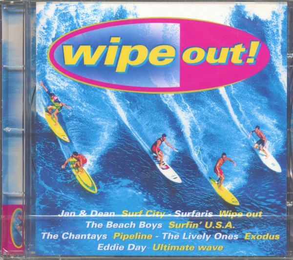 Wipe Out! (CD)